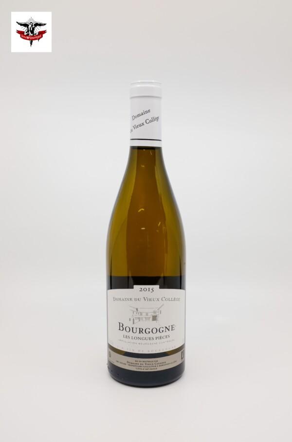Bourgogne Blanc - Domaine du Vieux Collège Les Longues Pièces