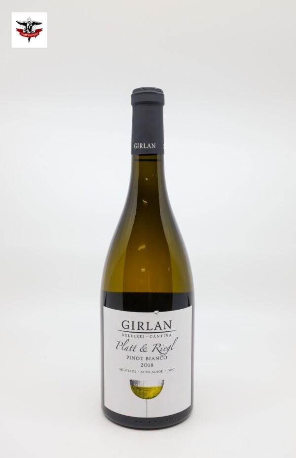 Girlan Pinot-Bianco Platt&Riegl