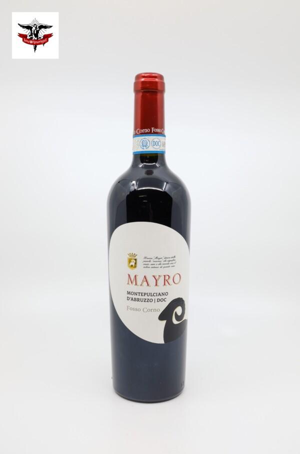 Montepulciano d'Abruzzo Mayro