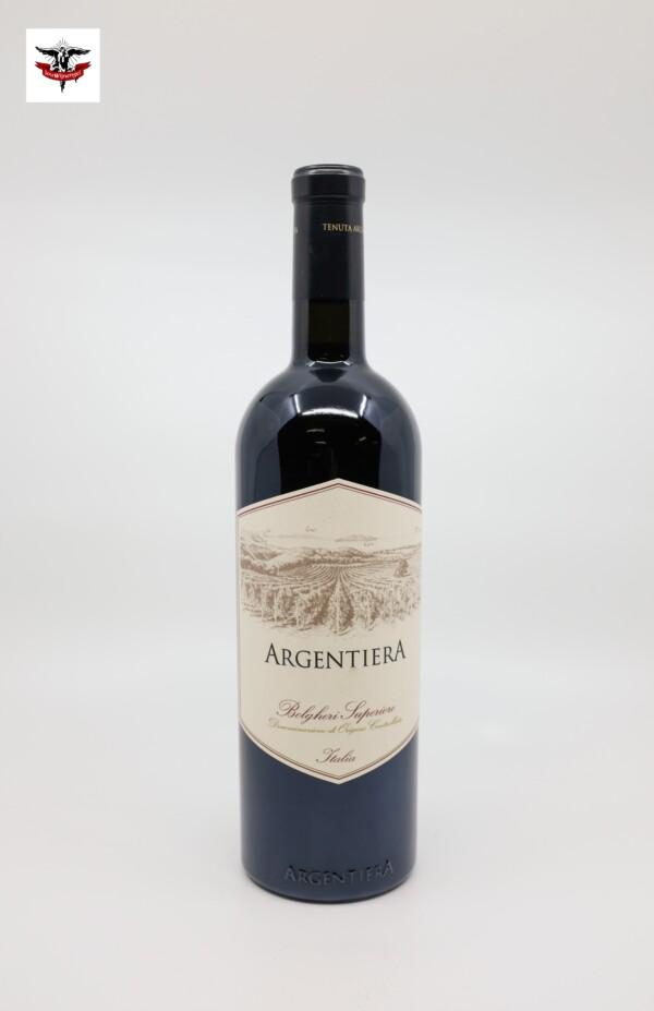 Tenuta Argentiera • Bolgheri Superiore Argentiera